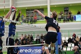 Seizoen zit er op voor VV Zaanstad, volleybalcompetitie stop gezet