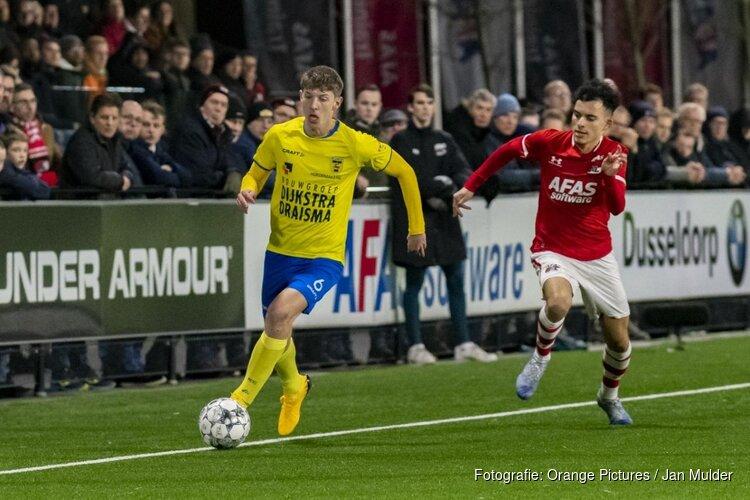 Mees Hoedemakers definitief van AZ naar SC Cambuur