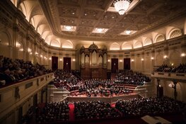 Matthäus-Passion vrijdag 3 april te zien via Facebook, YouTube en website Het Concertgebouw