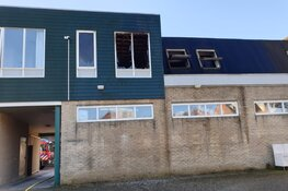 Uitslaande woningbrand Koog aan de Zaan zorgt voor schade omliggende woningen