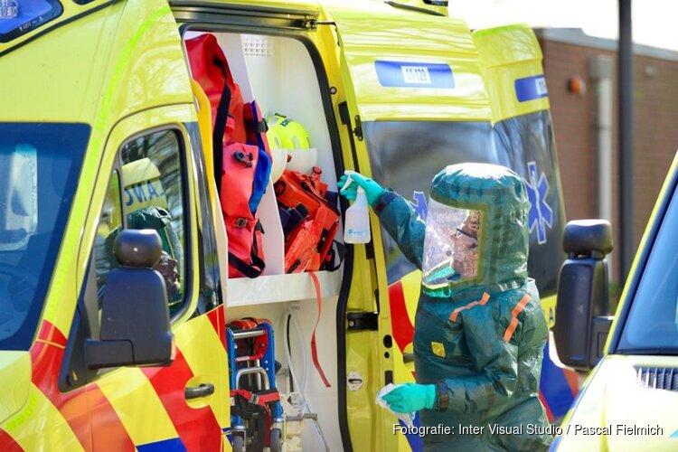 Ambulancepost Zaandam flink in het sop na meerdere coronabesmettingen medewerkers