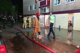 Brand uitgebroken in Zaandamse flat