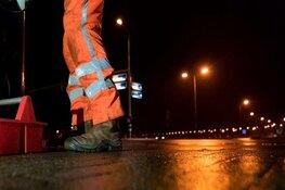 Werkzaamheden N515 Leeghwaterweg Zaandam