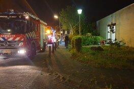 Brandje in Polenhotel Wormerveer