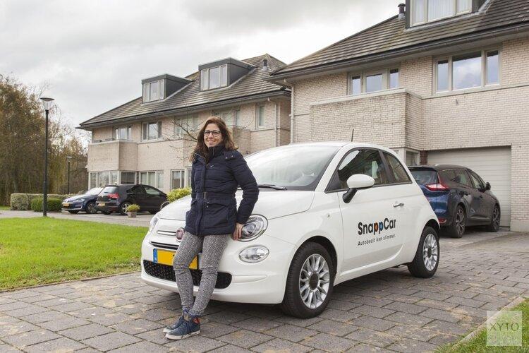 Toenemende vraag naar deelauto's in Zaandam