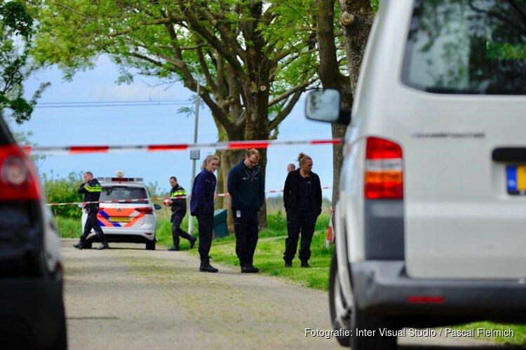 Explosie op boot in Wormerveer