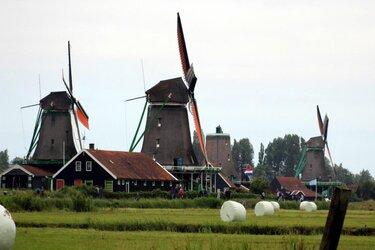 Nieuwe visie op de toekomst van de Zaanse Schans: voorbereid zijn op terugkeer toerisme na coronacrisis