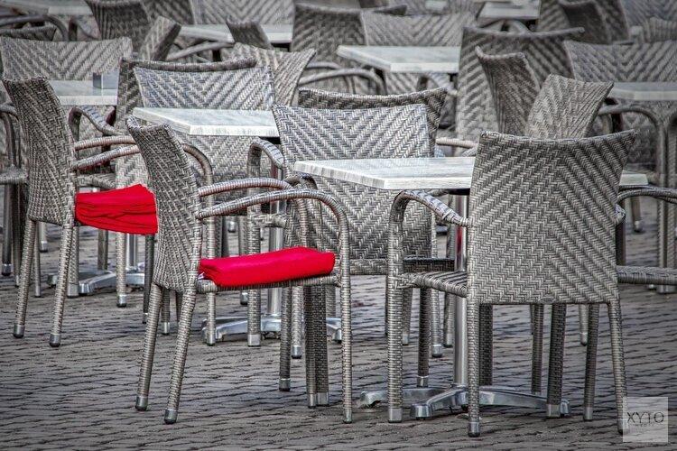 Bestaande terrassen Zaanstad mogen met de helft worden uitgebreid, onder voorwaarden