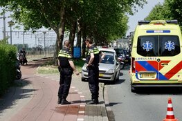 Ongeval op Wandelweg in Wormerveer