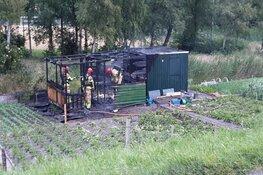 Twee brandstichtingen in Zaandam