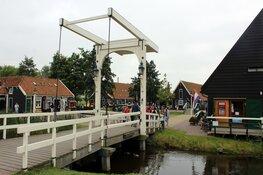 Fietspad Zaanse Schans toegankelijk voor (brom)fietsers