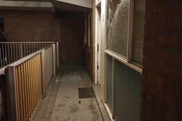 Explosie bij flat Krommenie
