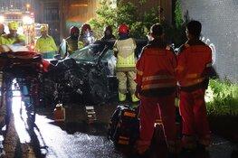 Twee personen zwaargewond bij ongeval N203