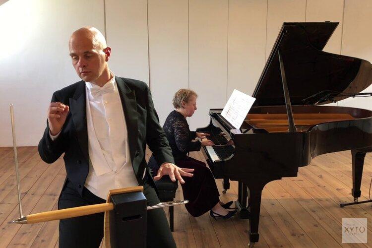 4 juli: voor het eerst weer kamermuziek in de Vermaning Zaandam