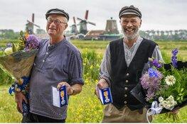 Koninklijke onderscheidingen voor Piet Kempenaar en Sjors van Leeuwen