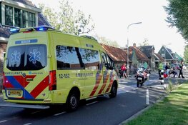 Bromfietser gewond in Assendelft op 'beruchte plek'