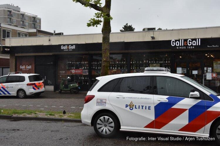 Slijterij in Zaandam overvallen