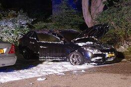 Getuigen gezocht van brandstichting auto