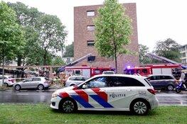 Aanhouding na brand in appartement Zaandam