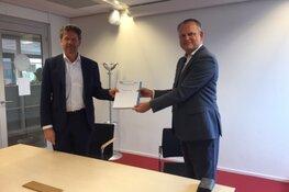 HVC en gemeente Zaanstad ondertekenen Dienstverleningsovereenkomst