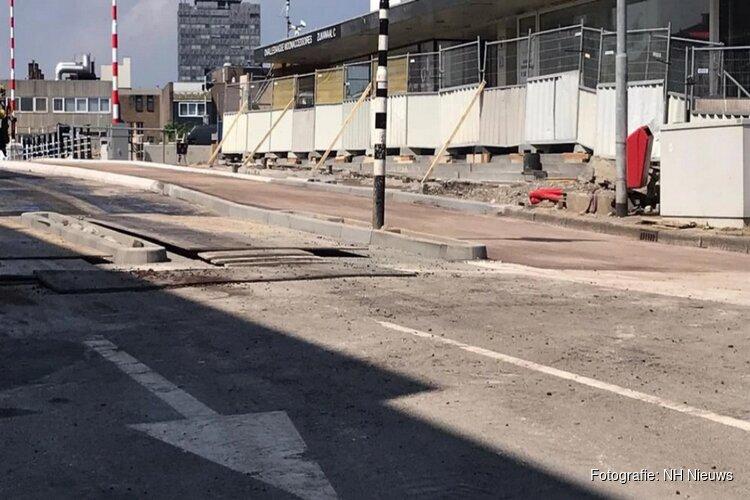 Zaanse Beatrixbrug nog niet klaar, maar wel open voor al het verkeer