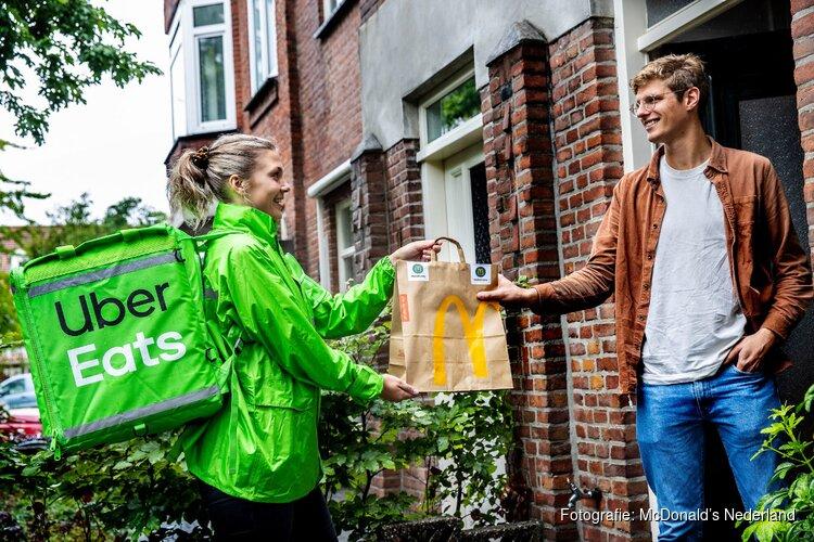 McDelivery nu ook te bestellen in Zaandam