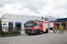 Brand in transformatiehuisje chemisch bedrijf Zaandam