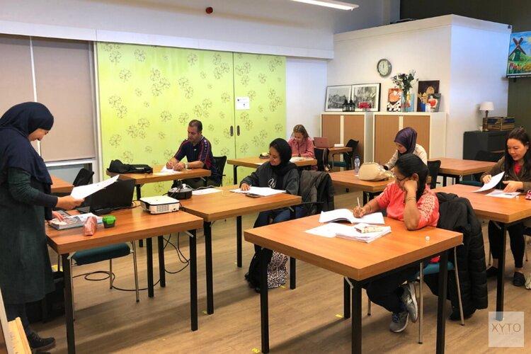 Oefenen met de Nederlandse taal bij IVIO-Zomerschool