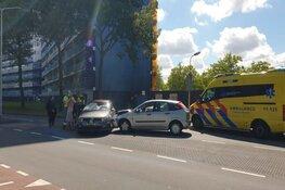 Gewonde en flinke schade bij ongeval Zaandam