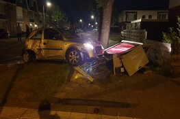Inzittenden ongeval Wormerveer gevlucht