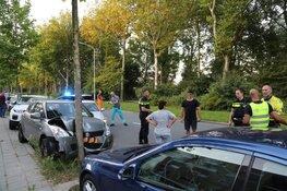 Automobiliste aangehouden na ongeval Zaandam