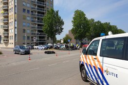 Ernstig letsel na aanrijding in Zaandam