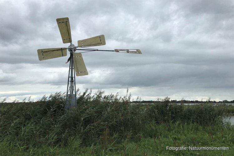 Impuls Weidevogels: waterbeheer en molens