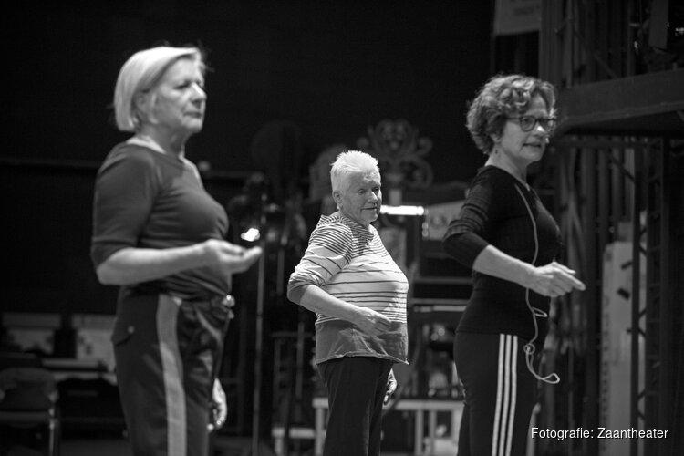 Zestig-plussers gezocht voor uniek dansproject. Zaantheater en FluXus presenteren 'Kom dans met mij de Danzon'.