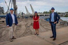 Start bouw nieuwbouwproject De Industrieel