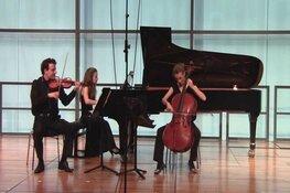 Verrassingsconcert: Delta Pianotrio in Zaandam