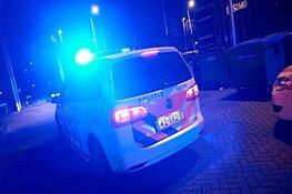 Autobrand in Zaandam