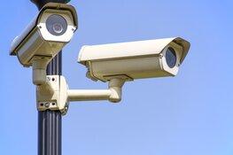 Cameratoezicht in omgeving station Krommenie-Assendelft