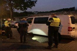Grote verkeerscontrole om criminaliteit op te sporen