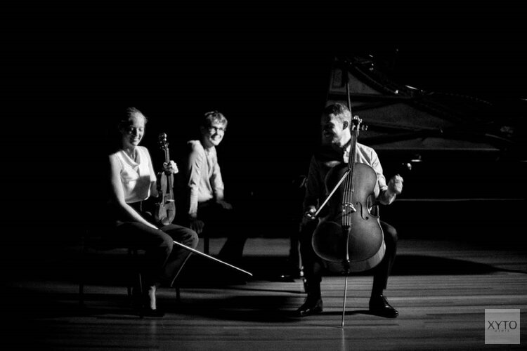17 oktober Nieuwe Huys Concert met Mosa Trio
