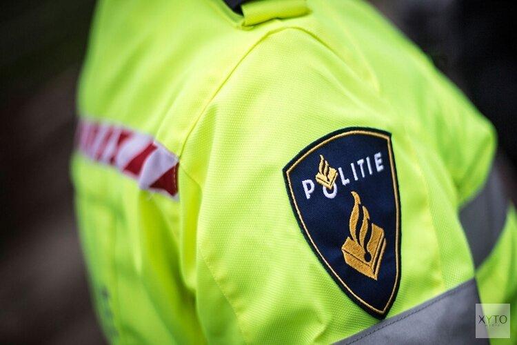 Autobrand op de Wagenschotpad in Zaandam