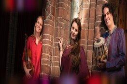 Concert 'De Verstilling' in Zaandam op zaterdag 14 november, Indiase en Westerse klassieke muziek