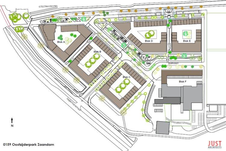Groen licht voor eerste woningen Oostzijderpark