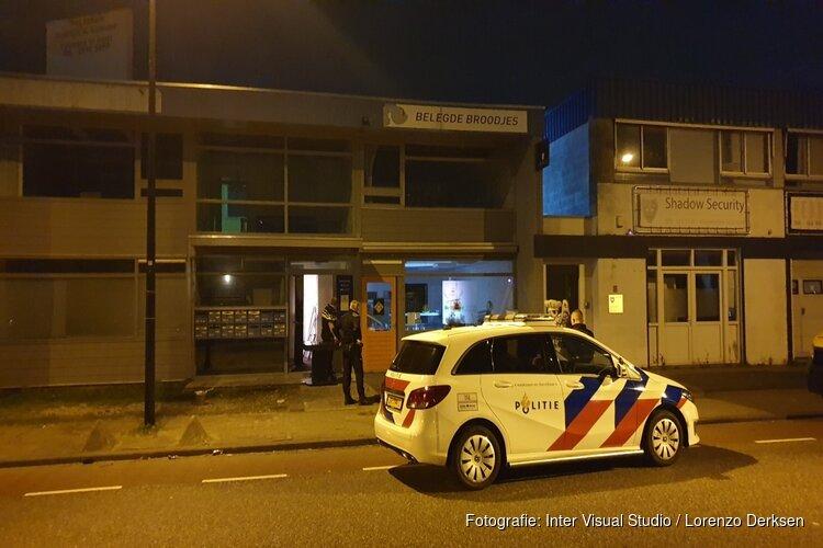 Zaanse politie beëindigd feest, burgemeester sluit pand