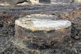 Bijzondere vondsten bij opgraving zeventiende eeuwse oliemolen De Ram