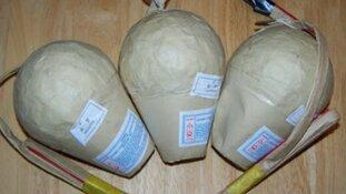 Onderzoek handel illegaal vuurwerk: vier verdachten aangehouden, 1000 kg in beslag genomen