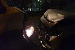 Botsing in Zaandam: 3 auto's beschadigd