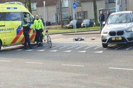 Fietser aangereden op de Houtveltweg in Zaandam