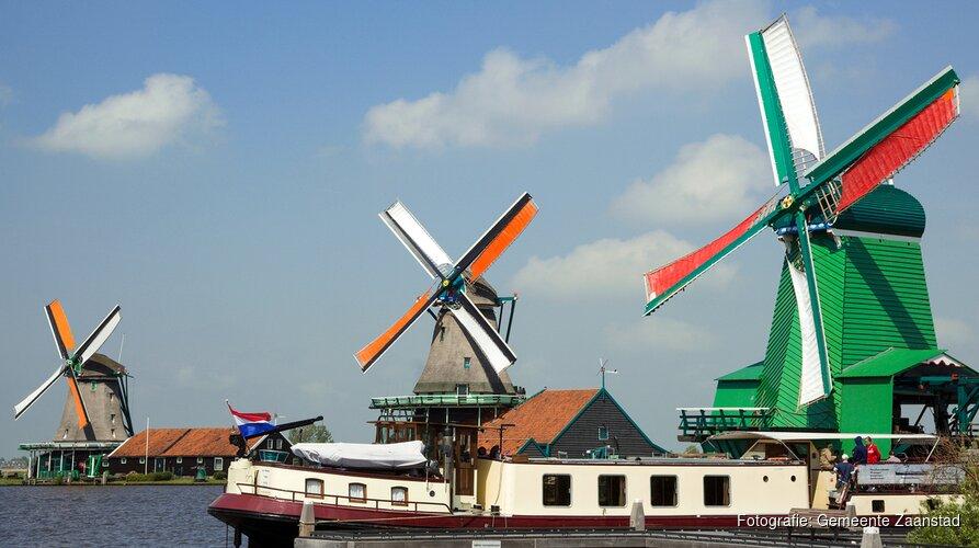 Record voor de Zaanse Schans: ruim twee miljoen bezoekers