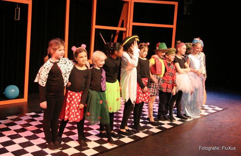 Theater MUS presenteert musicaltalent